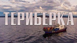 Териберка киты дельфины и рыбалка в Баренцевом море на треску
