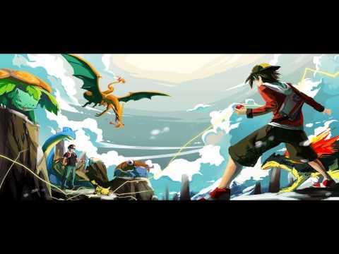 Pokémon Gold & Silver - Red Battle Theme (Metal Version)