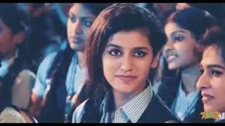 Priya warrier funny Video Smile ku Nan guaranty😂 Apadiyee Subcribe button nayum press panugaa 😂😊