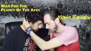War For The Planet Of The Apes - MOVIE REVIEW!!!