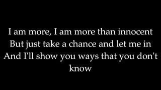 I Know You | Skylar Grey (Lyrics) ( Fifty Shades of Grey - Original Motion Picture Soundtrack)