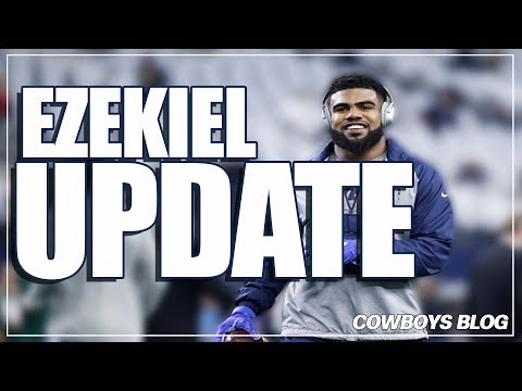 Ezekiel Elliott Suspension Update