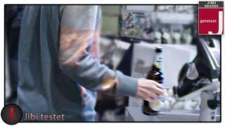 Verkauf von Alkohol an Minderjährigen! (Versteckte Kamera) | Jibi testet!