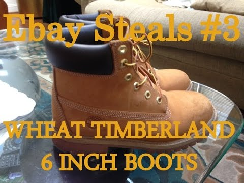 0c29a12c5dd Ebay Steals #3 Wheat Timberland Boots