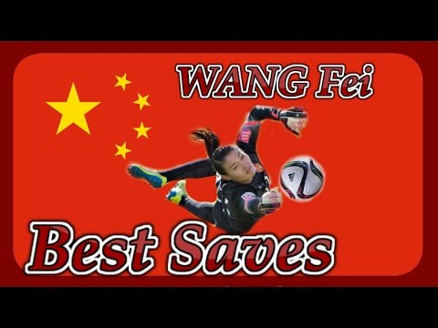 WANG Fei (China PR) World Cup 2015 Best Saves