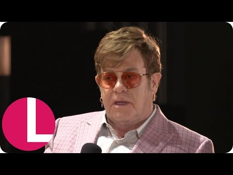 Elton John On Family Life, His Legacy And Recovering From Addiction | Lorraine