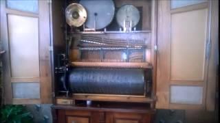 Mekaanisen musiikin museossa Varkaudessa 17072014
