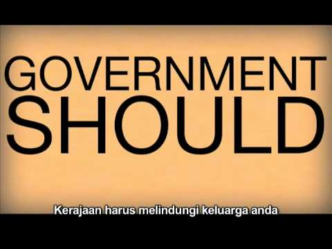 The Universal Declaration of Human Rights (Malay Subtitle)