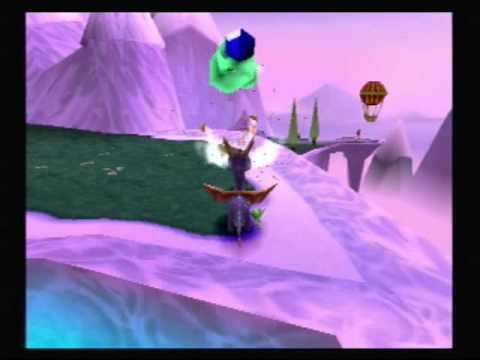 Spyro The Dragon 120 Walkthrough Magic Crafters Home A Whole
