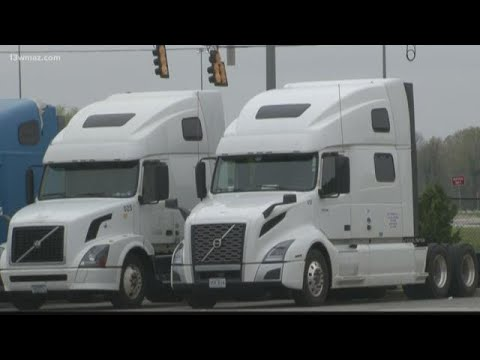 Federal Regulations For Truck Drivers Suspended For Coronavirus Relief