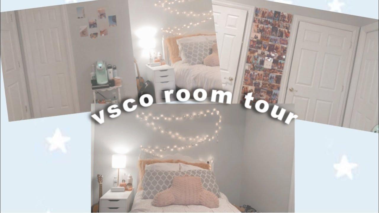 VSCO room tour 2019