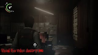The Evil Within 2: Ghost Lady (Random Encounters)