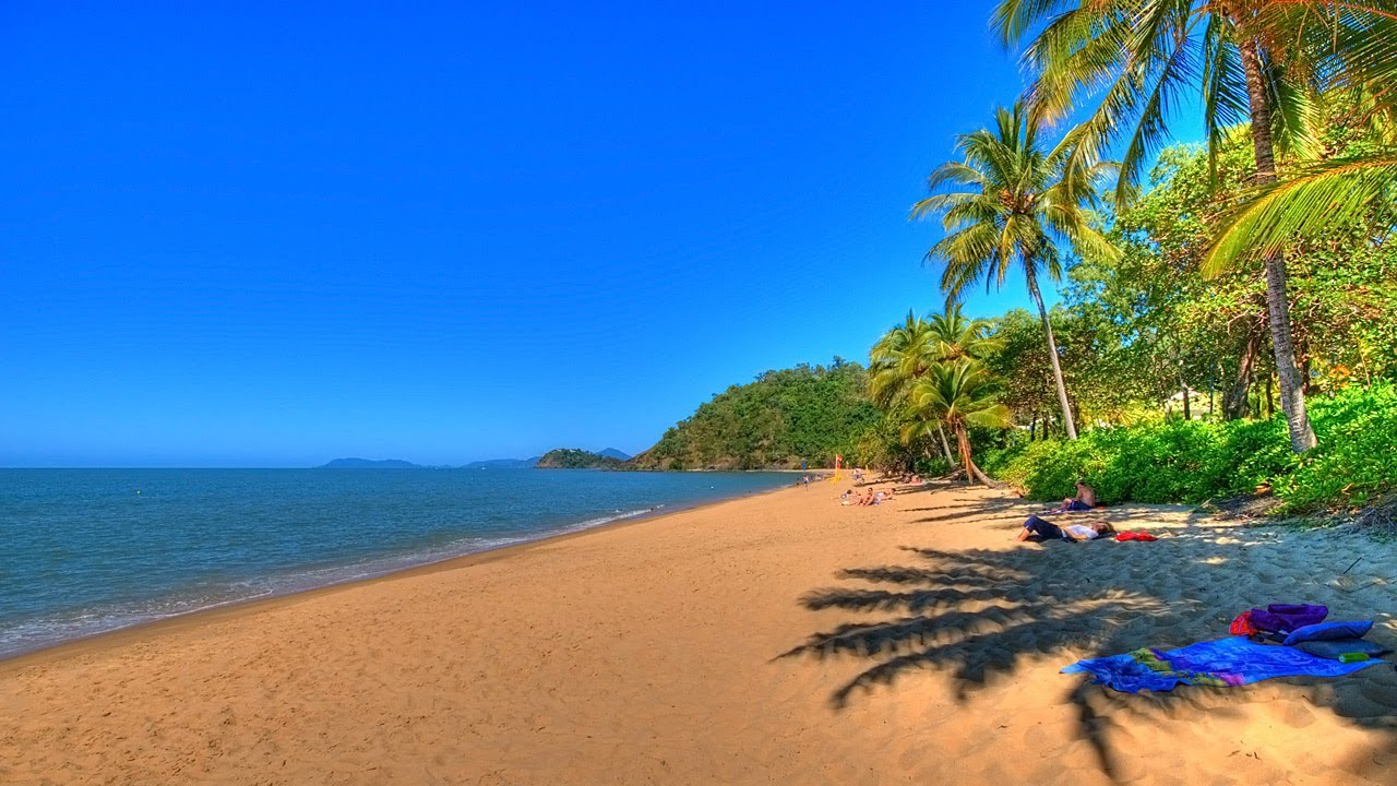 Cairns Australia  City new picture : Trinity Beach ~ Cairns Australia YouTube