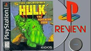 Incredible Hulk: The Pantheon Saga REVIEW - Incredible Sulk!