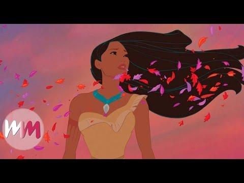 Top 10 Best Disney Princess Songs - YouTube