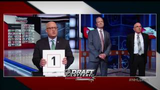 Fan reactions to the New Jersey Devils winning the 2017 Draft Lottery