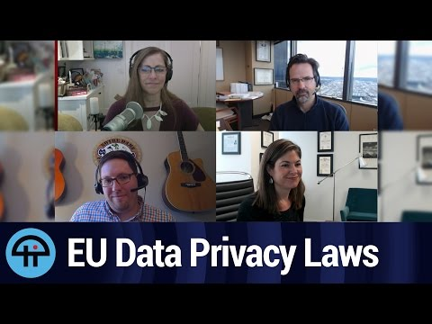 How EU's Data Privacy Laws Will Impact US Companies