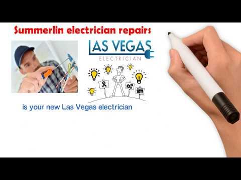 Summerlin Electrician Repairs – Las Vegas Electrician