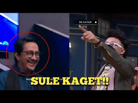 SULE KAGET!! INILAH MOMENT ANDRE TAULANY DATANG KE INI SAHUR