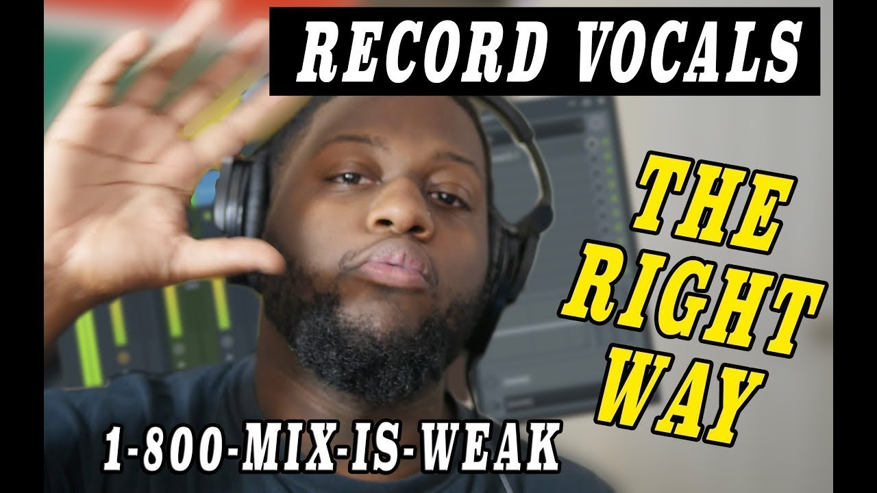 How to Record Vocals to Get a Professional Vocals in FL Studio