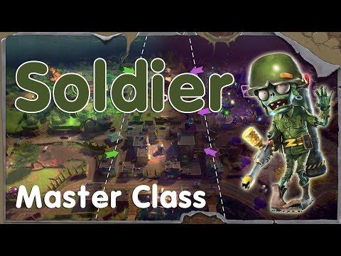 Plants Vs Zombies: Garden Warfare 2 - Soldier