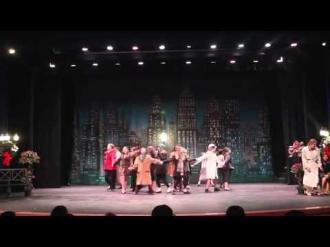 Bob Miller Middle School Drama Club - Annie Jr