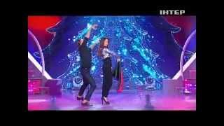 Zlata Ognevich - I love you baby ( Жди меня в Новый Год. Телеканал Интер! лучшее качество)