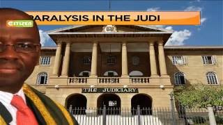 VIDEO: CJ Mutunga forms a 5-judge bench to hear Rawal's retirement appeal
