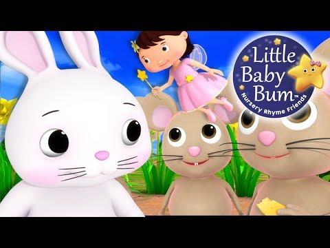 Little Baby Bum | Little Bunny Foo Foo | Nursery Rhymes for Babies | Songs for Kids