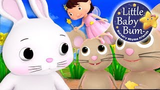 Learn with Little Baby Bum | Little Bunny Foo Foo | Nursery Rhymes for Babies | Songs for Kids