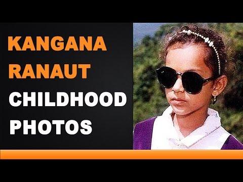 Kangana Ranaut Childhood Photos Mp3