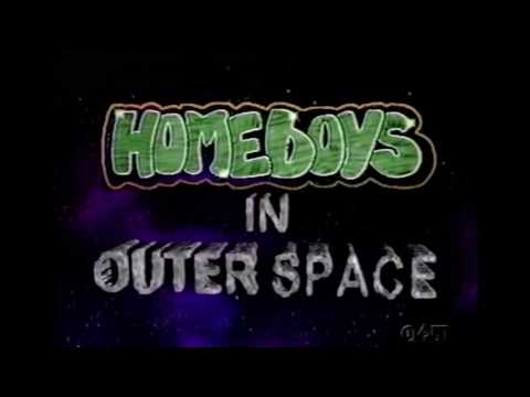 Mike Saunders' Basement: Homeboys in Outer Space UPN, 1996