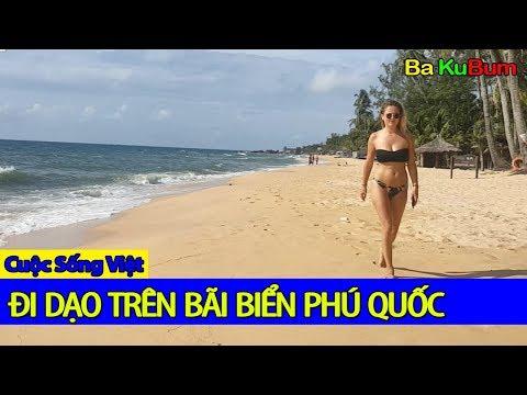 Khám phá bãi biển Phú Quốc   Viet Nam Life and Travel   BKB CHANNEL