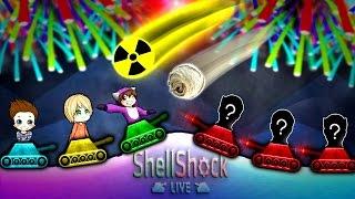 Wir GEWINNEN gegen jeden!? - ShellShock Live