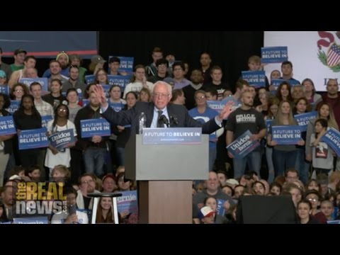 Sanders Now Leading in Illinois, Says He Doesn't Want the Endorsement of Rahm Emanuel