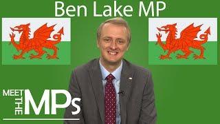 E32: Ben Lake MP - #MeetTheMPs