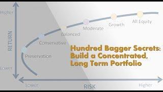 Hundred Bagger Secrets: Build a Long-Term, Concentrated Portfolio