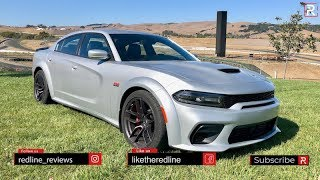 Is the 485 HP 2020 Dodge Charger Scat Pack Widebody a Better Option Versus the Hellcat?