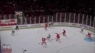 15 min z NHL 2K10 - PS3 Gameplay by maxim