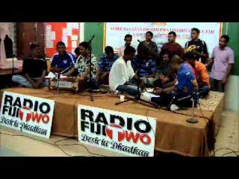Faag recording in Radio Fiji 2 2012