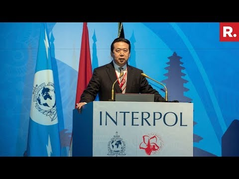 Interpol Chief Meng Hongwei Missing
