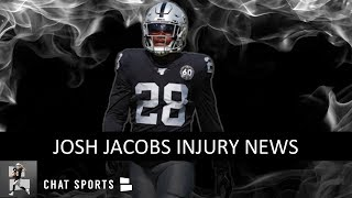 Josh Jacobs Injury: Raiders News & Rumors Around Oakland's Star Rookie RB After Missing Week 14