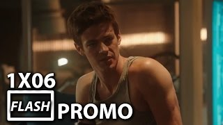 "The Flash 1x06 Promo ""The Flash is Born"""