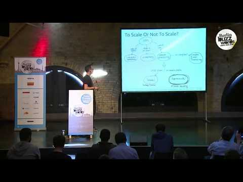 "#bbuzz: Mikio Braun ""Beyond scaling: real-time event analysis with stream mining"""