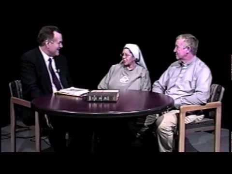 Society of Our Lady of the Most Holy Trinity with Fr. Michael Jordan & Sr. Mary of the Eucharist