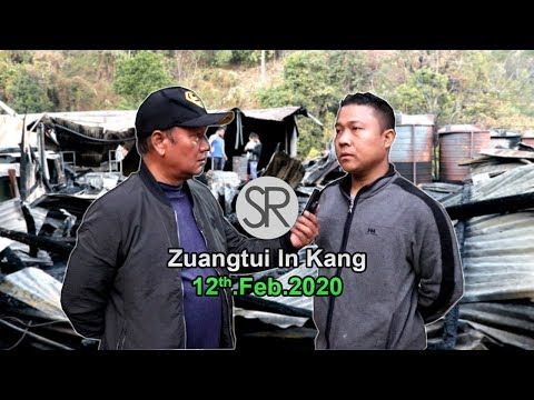 SR : Zuangtui SWAN Plastic Barrel Siamna In Kang | 12.02.2020