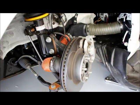 Velox Motorsports Brake Cooling Kit R&D