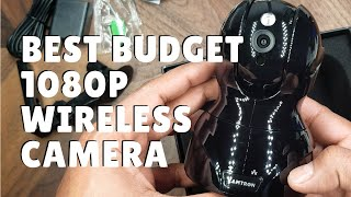 Kamtron 1080p Wireless Camera - The Best Budget IP camera!