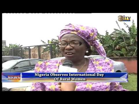 Nigeria observes International Day of Rural Women