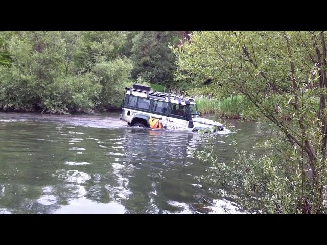 Alla scoperta del selvaggio Molise in Jeep